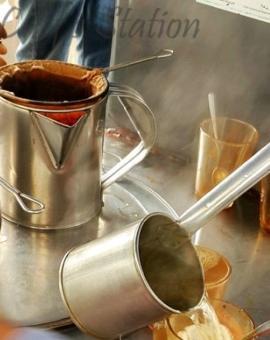 Preparation Mug & Water Ladle