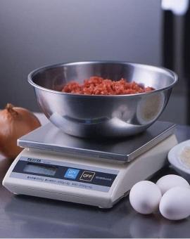 Weighing Scale & Measuring Jug