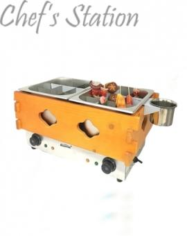 Kanto Cooking Machine