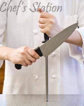 Knife Sharpening Rod