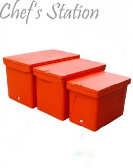 Orange Ice Box